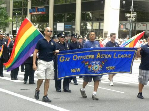 Pride NYC 2011