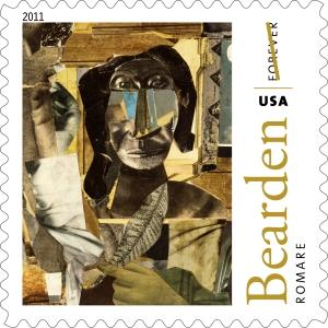 Romare Bearden's Forever Stamp