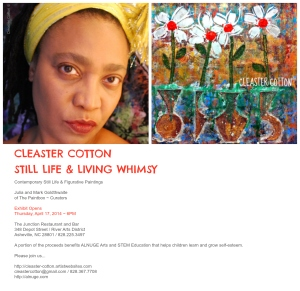 CLEASTER COTTON